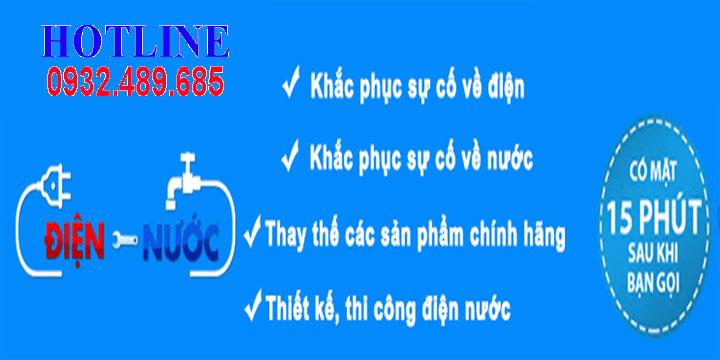 Báo giá dịch vụ sửa chữa điện nước giá rẻ