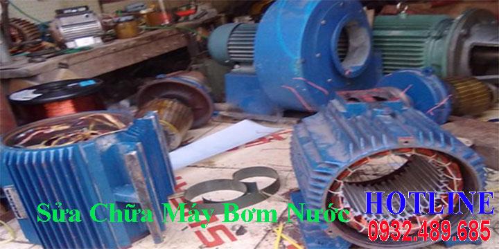 Báo giá dịch vụ sửa chữa máy bơm nước tại nhà