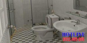 Báo giá chống thấm nhà vệ sinh chuyên nghiệp