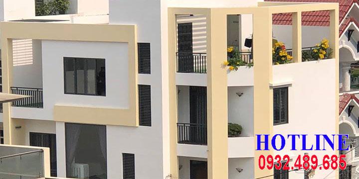 Báo giá dịch vụ sơn sửa chữa nhà ở TPHCM
