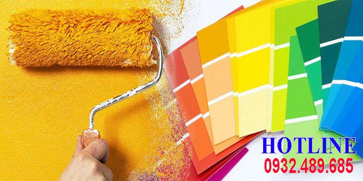 Báo giá thi công làm sơn nước tại TPHCM