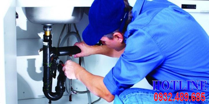 Thợ sửa ống nước giá rẻ chuyên nghiệp