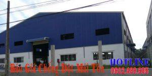 Báo giá chống dột mái tôn chuyên nghiệp
