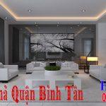 Báo giá cải tạo sửa nhà quận Bình Tân