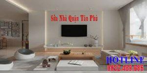 Báo giá cải tạo sửa nhà quận Tân Phú
