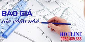 Báo giá dịch vụ cải tạo sửa nhà quận 5