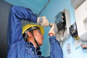 Thủ tục xin phép lắp đồng hồ điện nước