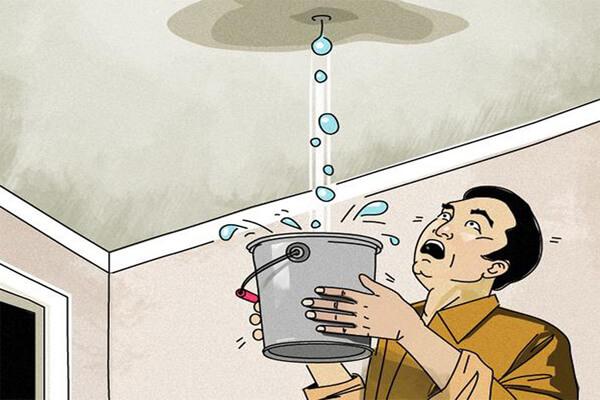 Hướng dẫn cách chống thấm trần nhà đơn giản hiệu quả nhất