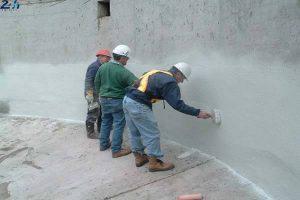 Phương Pháp chống thấm tường nhà cũ và tường nhà mới xây hiệu quả